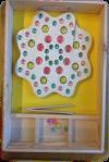 Tablett 5-3 Blume