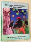 Bilderbuch-Der kleine Schwarzspecht und seine Familie (Harteinband)